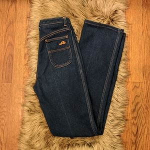 Chic h.i.s. | 80s Vintage Hi Rise Jean Tall